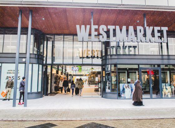 Winkelcentrum Westmarket Amsterdam