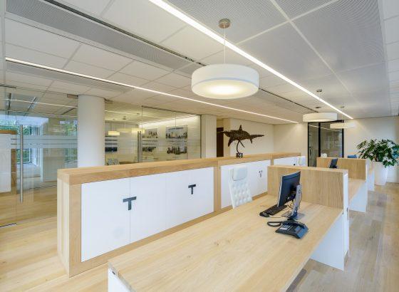 Verbouwing kantoor Alkmaar