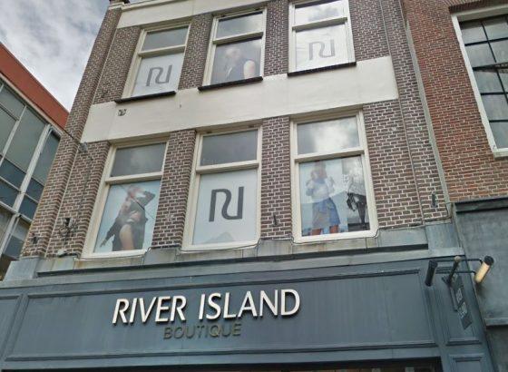 Winkelpand River Island Alkmaar