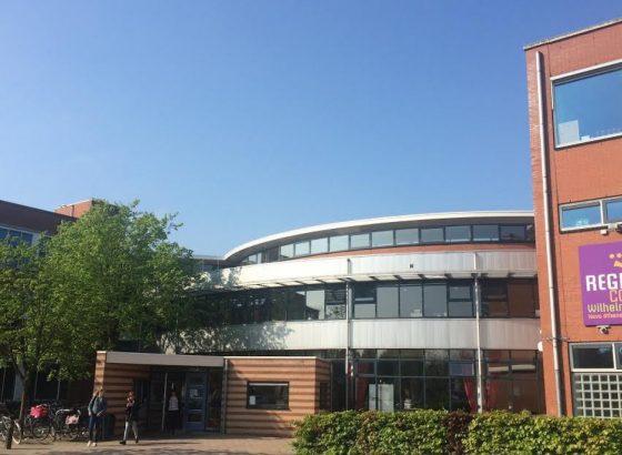 Gevel Regius College Schagen