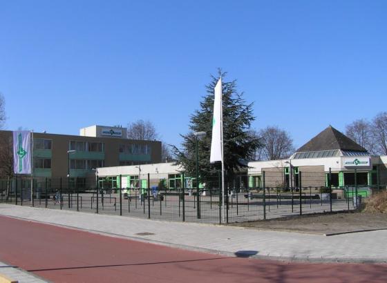 Kantine Clusius College Amsterdam