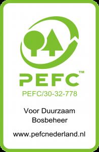 Certificaat van Bouwbedrijf Tuin B.V.